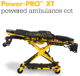Stryker Power Cot